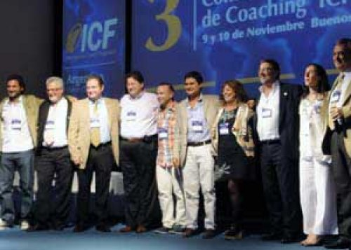 3er Conferencia Latinoamerica de Coaching, ICF 2012